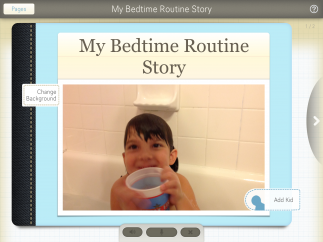 Create books on any topic, with any photos and text.