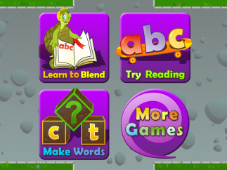 Three activities encourage kids to blend letter sounds and read.