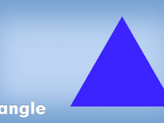 The app also includes shapes, which can help kids with shape recognition.
