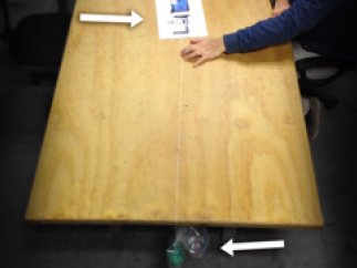 Low-cost materials combined with the Lab4Physics tools lead to easy physics experiments.