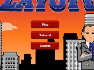 Layoff lets players take on the role of a corporation.
