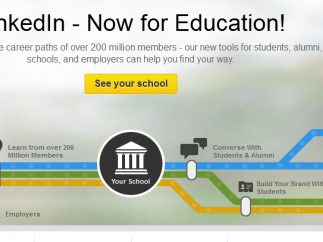 LinkedIn for Education has a little something for everyone: students, schools, recruiters, and companies.