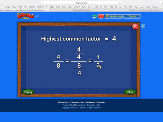 Math games tend to include tutorials; some are quick-paced, even confusing