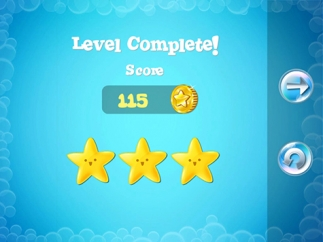 Kids are motivated to earn points and stars.