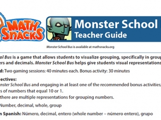 The Teacher Guide has excellent tips for using the game in the classroom.
