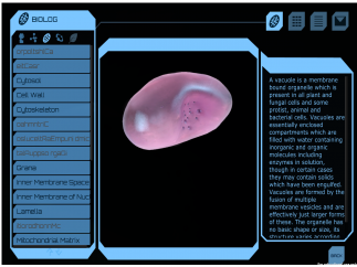 The Biolog dictionary is quite detailed, but students must collect data to complete it.