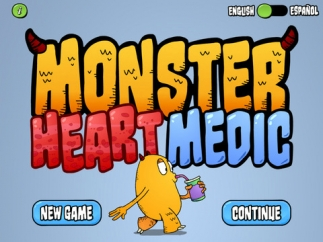 Fun graphics make heart problems less scary.