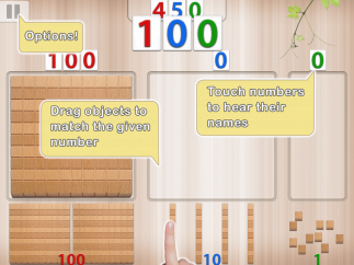 Clear directions onscreen provide guidance during gameplay.