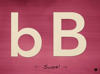 Practice upper and lower case letters.