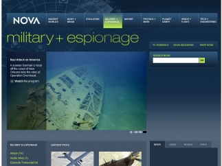 Browse a collection of military and espionage topics in a variety of formats.
