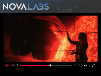 The first short video introduces the real-world solar scenario.