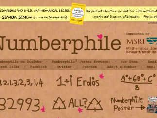 Numberphile features videos for people who love numbers.