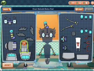 Puzzles add challenge with a rotation feature and extra pieces.