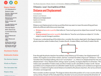 Tutorial pages are mostly text-based, with simple diagrams and highlighted key words.