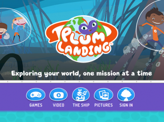 Kids learn about investigating nature at this companion site to the TV show.