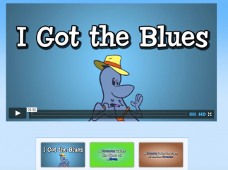 Videos give kids info on the basics, plus a longer story about how pronouns work.