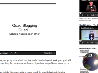 A few videos also offer site instruction and information.