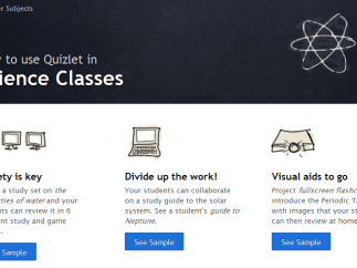 Teachers get advice on how to use Quizlet for classroom purposes.