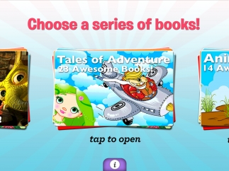Books are organized by series: Preview one book in each series and purchase the rest.
