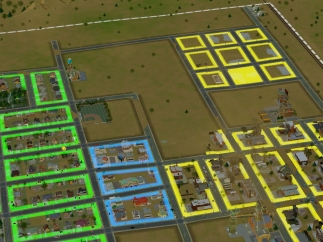 Players need to zone their cities.