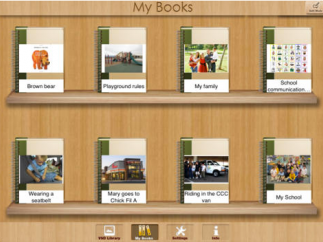 While this app is a natural tool for special needs classrooms, it also has uses for all students.