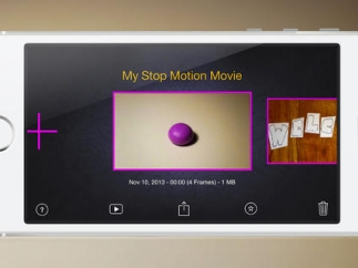 Animations are stored in a library and easily shared across a variety of platforms.