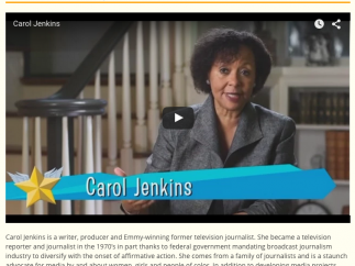 SheHeroes video profiles feature exceptional women role models from diverse backgrounds.