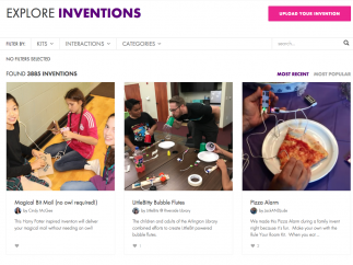 You can discover a variety of inventions online before starting your own creation.