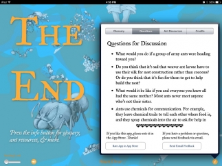 Discussion questions, a glossary, and additional resources are included.