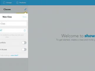 The intuitive interface is easy for students and teachers to use.