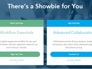 There are two versions of the app available; upgrade to a paid subscription for far more features than the free version.