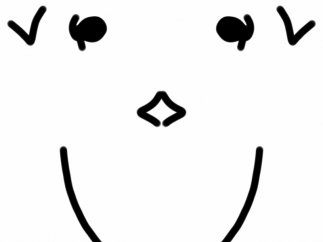 The mirror image tool lets kids draw symmetrically.