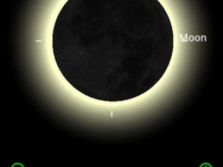 Students can view events such as this solar eclipse in 2012.