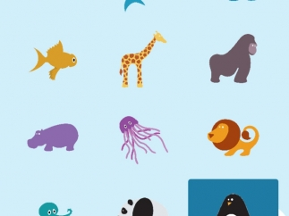 While it's text-heavy, some colorful icons and cartoon images are included to engage kids.