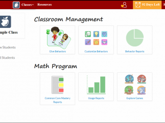 Sokikom is a common core math program in addition to a behavior management program.