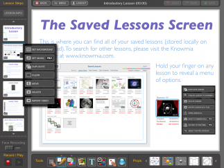 Both free and PRO versions include lots of features for recording, drawing, and presenting.