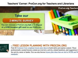 Lesson plans and suggested uses are available for teachers, from teachers.