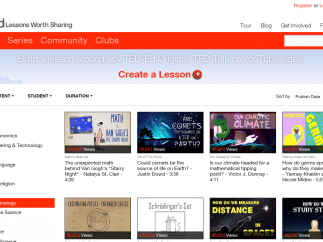 Watch videos about Earth and Space, Life Science, and Physical Science.