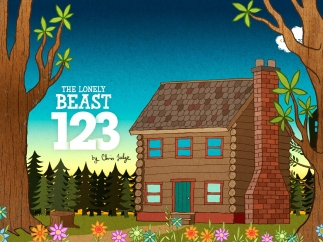 Swipe the screen to enter the beast's house and jump into counting.