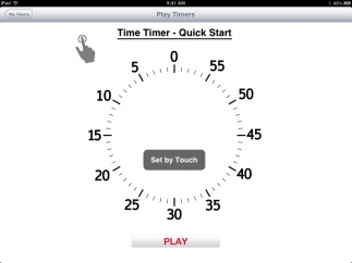 Label and customize each timer.