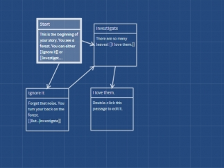 Simple interface makes storyboarding easy
