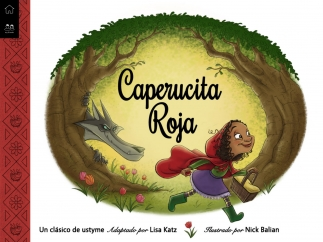 There is a small collection of Spanish-language books.