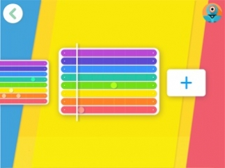 Write an original piece using the color-coded xylophone.