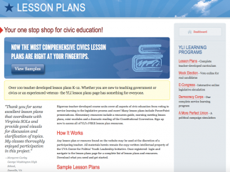 Search lesson plans to find standalone lessons to plug into your classroom.