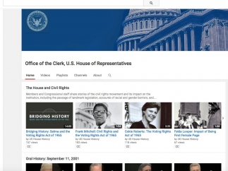 Check out the Clerk's YouTube page (linked from the High School section of the site).