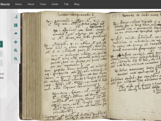 Transcribe documents from the time of Shakespeare.