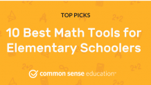 10 Best Math Tools for Elementary Schoolers