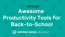 Awesome Productivity Tools for Back-to-School