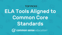 ELA Tools Aligned to Common Core Standards