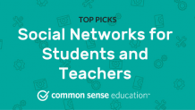 Social Networks for Students and Teachers